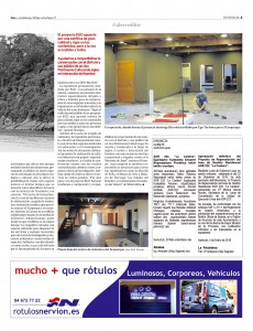 Ecoparque de Trasmiera, Ría castellanos