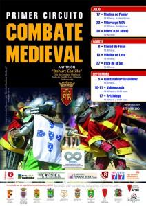 COMBATE medieval 2016